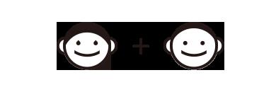 防災備蓄セットbibo(ビーボ)のキッズ+ベビーの組み合わせ